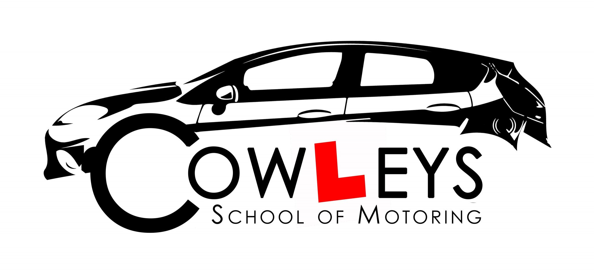 Cowley's School of Motoring logo