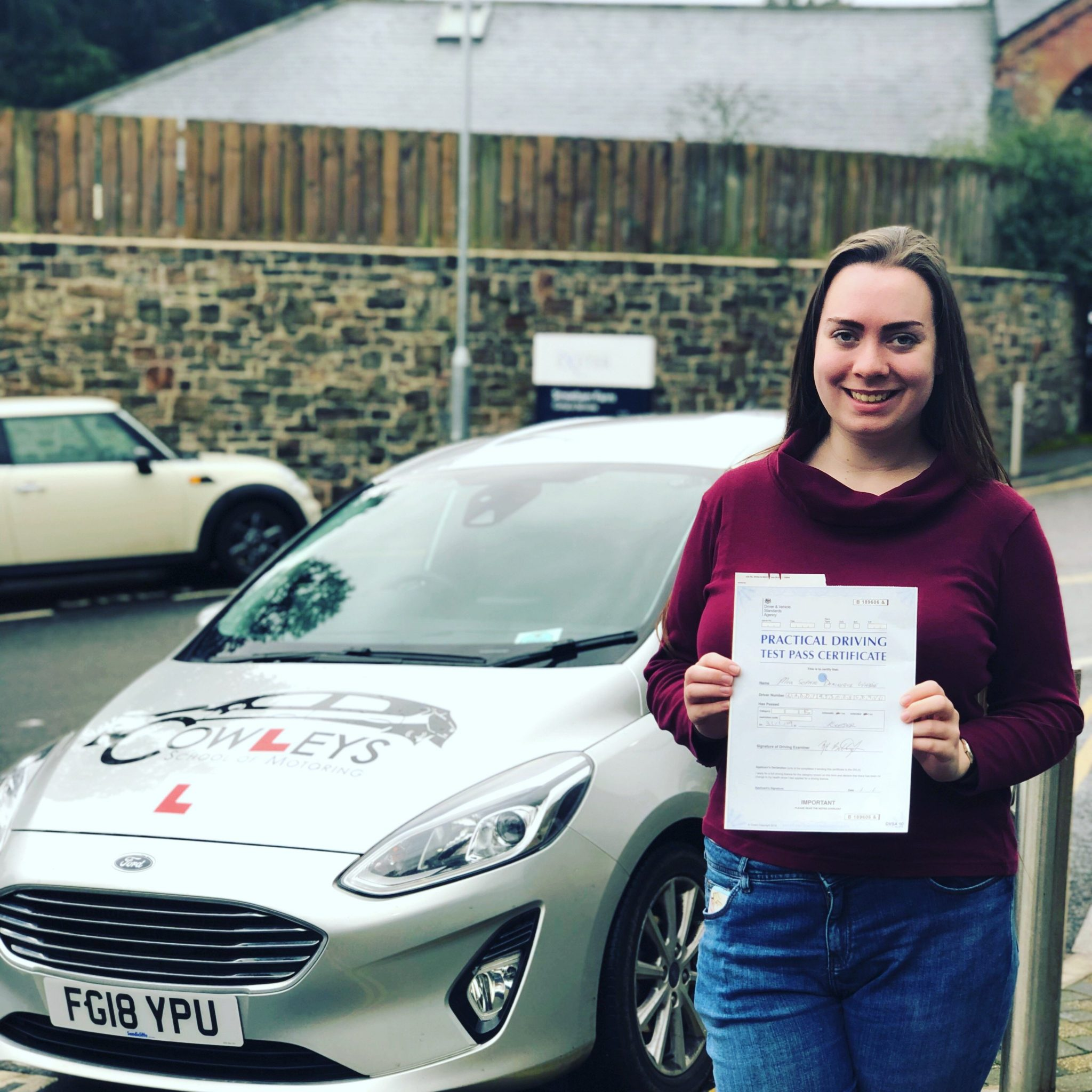 Sophie's driving lessons in Exeter