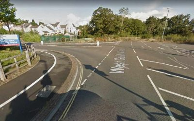 How To Find Gaps on Rounabouts in Newton Abbot