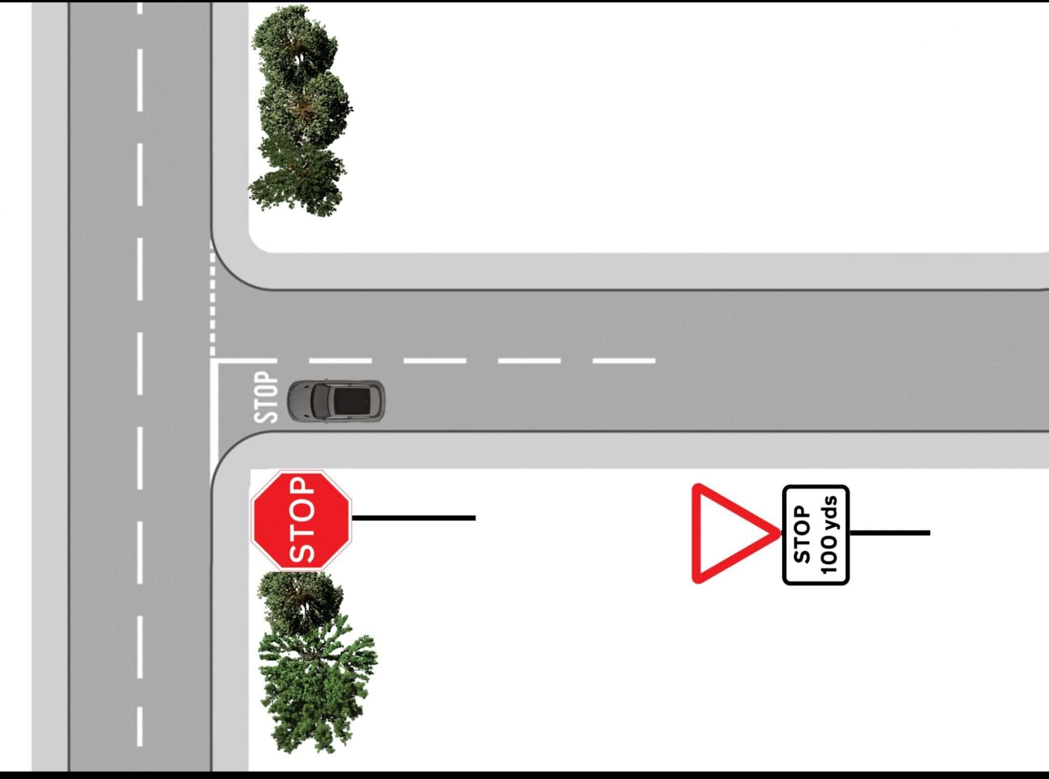 Stop Junction