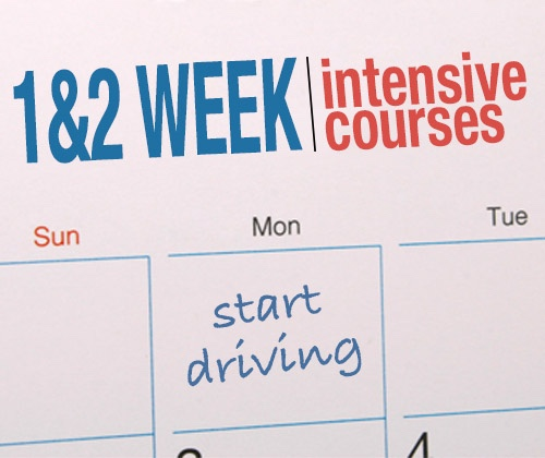 Are Intensive Driving Lessons Suitable for me?