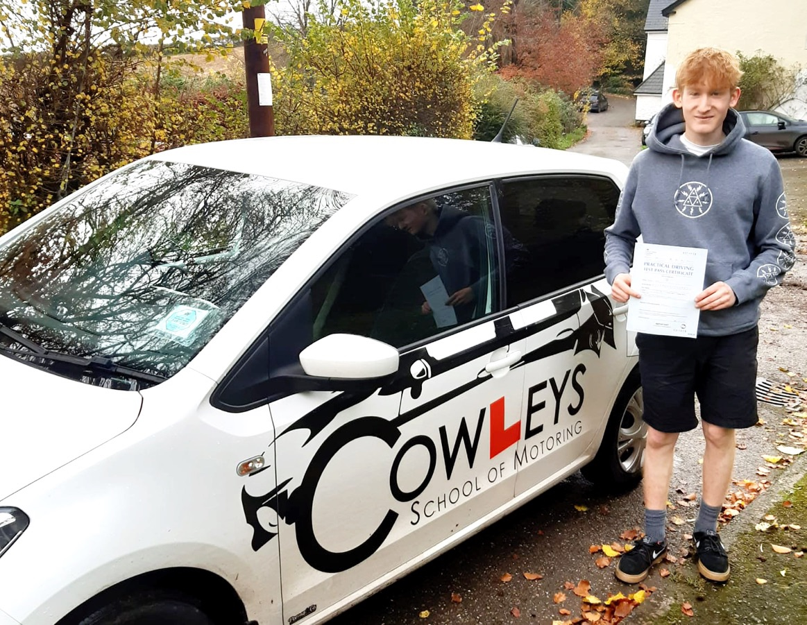 James's driving lessons in Exeter